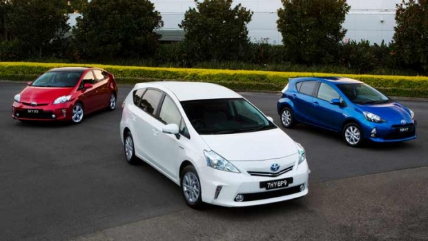 Hybrids to account for 20 per cent of global car sales: Toyota